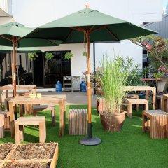 Hom Hostel & Cooking Club Бангкок помещение для мероприятий фото 2
