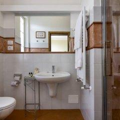 Отель La Macchia Италия, Сполето - отзывы, цены и фото номеров - забронировать отель La Macchia онлайн ванная