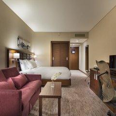 Hilton Garden Inn Izmir Bayrakli Турция, Измир - отзывы, цены и фото номеров - забронировать отель Hilton Garden Inn Izmir Bayrakli онлайн комната для гостей фото 3