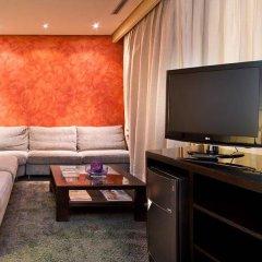 Отель Silken Puerta de Valencia Испания, Валенсия - 5 отзывов об отеле, цены и фото номеров - забронировать отель Silken Puerta de Valencia онлайн интерьер отеля фото 2