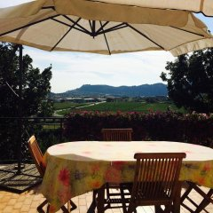 Отель Villa Poggio Ulivo B&B Relais Риволи-Веронезе питание фото 2