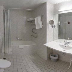 Гостиница Октябрьская ванная фото 2