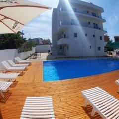 Hotel Kuburi Ксамил бассейн фото 3