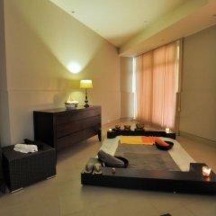 Отель Falconara Charming House & Resort Бутера фитнесс-зал