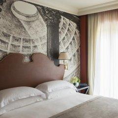 Отель Starhotels Michelangelo 4* Стандартный номер с различными типами кроватей фото 5