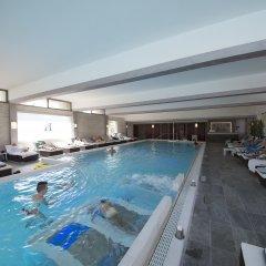 Отель Terme Milano Италия, Абано-Терме - 1 отзыв об отеле, цены и фото номеров - забронировать отель Terme Milano онлайн бассейн