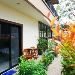Отель Pensiri House балкон