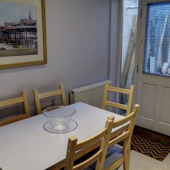 Отель Brighton Getaways-Park View House балкон