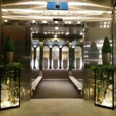 Отель Europe Швейцария, Давос - отзывы, цены и фото номеров - забронировать отель Europe онлайн спа