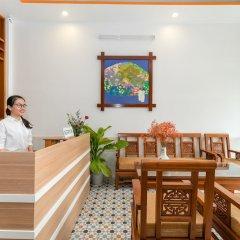 Отель Kim's Villa Hoi An комната для гостей фото 5