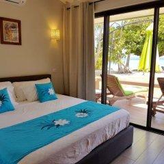 Отель Villa Tiarenui комната для гостей фото 2