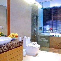 Отель Eva Villa Rawai 3 bedrooms Private Pool ванная фото 2