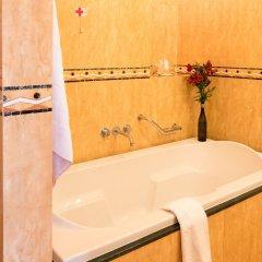 Отель Arena di Serdica Болгария, София - 1 отзыв об отеле, цены и фото номеров - забронировать отель Arena di Serdica онлайн ванная фото 2