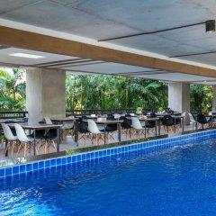 B2 Sea View Pattaya Boutique & Budget Hotel бассейн