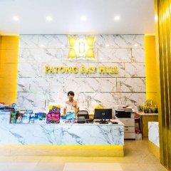 Отель Patong Bay Hill Resort интерьер отеля фото 2
