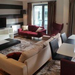 Отель Buchanan Street 3 Bedroom Suite Великобритания, Глазго - отзывы, цены и фото номеров - забронировать отель Buchanan Street 3 Bedroom Suite онлайн комната для гостей фото 4