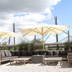 Отель Motel One München-Garching пляж