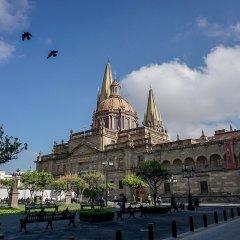 Отель del Angel Мексика, Гвадалахара - отзывы, цены и фото номеров - забронировать отель del Angel онлайн