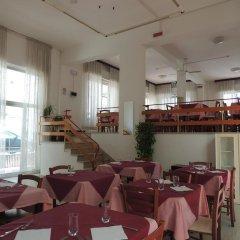 Отель Villa Derna Римини питание фото 2