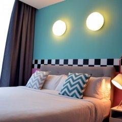 Отель Acta Mimic Барселона комната для гостей фото 4