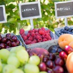 Отель Agriturismo Rossolampone Италия, Мергоццо - отзывы, цены и фото номеров - забронировать отель Agriturismo Rossolampone онлайн питание фото 3