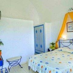 Отель Blue Sky Hotel Греция, Остров Санторини - отзывы, цены и фото номеров - забронировать отель Blue Sky Hotel онлайн комната для гостей фото 5