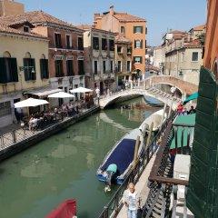 Отель Locanda Salieri Италия, Венеция - 1 отзыв об отеле, цены и фото номеров - забронировать отель Locanda Salieri онлайн балкон