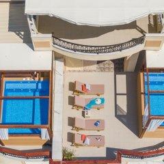 Отель El Barco Luxury Suites Греция, Аргасио - отзывы, цены и фото номеров - забронировать отель El Barco Luxury Suites онлайн пляж