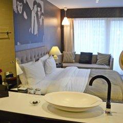 Отель Quentin Berlin Берлин комната для гостей фото 2