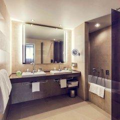 Гостиница Mercure Тюмень Центр ванная фото 2