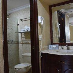 Отель Casino Plaza Гвадалахара ванная фото 2