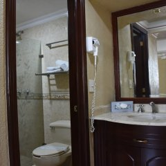 Hotel Casino Plaza ванная фото 2
