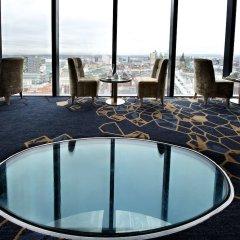 Отель Hilton Manchester Deansgate Манчестер бассейн фото 3