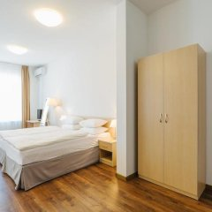 Апарт-отель Имеретинский - Морской квартал Стандартный номер с различными типами кроватей фото 13
