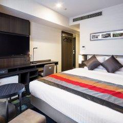 Отель MYSTAYS PREMIER Akasaka Япония, Токио - отзывы, цены и фото номеров - забронировать отель MYSTAYS PREMIER Akasaka онлайн комната для гостей фото 3