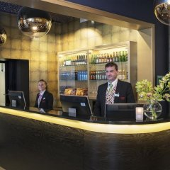 Отель Thon Hotel Nidaros Норвегия, Тронхейм - отзывы, цены и фото номеров - забронировать отель Thon Hotel Nidaros онлайн интерьер отеля фото 2