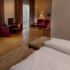Отель Karl Johan Hotell Осло комната для гостей фото 5