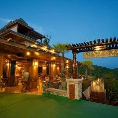 Отель Ko Tao Resort - Sky Zone питание фото 3