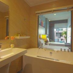 Отель Woraburi The Ritz Паттайя ванная