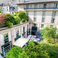 Отель Ampère Франция, Париж - отзывы, цены и фото номеров - забронировать отель Ampère онлайн балкон