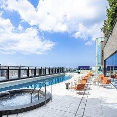 Отель Miyako Hakata Хаката бассейн фото 2