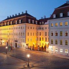 Hotel Taschenbergpalais Kempinski Dresden вид на фасад фото 4