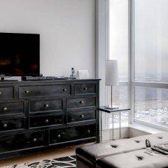 Отель Global Luxury Suites at Columbus удобства в номере