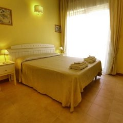 Hotel Alessandra Нумана комната для гостей