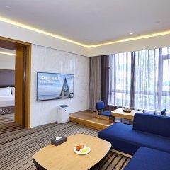 Отель Tongli Lakeview Hotel Китай, Сучжоу - отзывы, цены и фото номеров - забронировать отель Tongli Lakeview Hotel онлайн комната для гостей фото 5