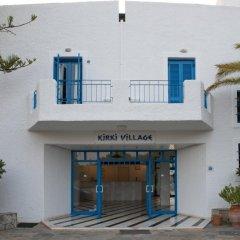 Отель Kirki Village парковка