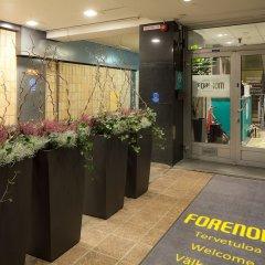 Отель Forenom Pop-up Hotel Финляндия, Хельсинки - отзывы, цены и фото номеров - забронировать отель Forenom Pop-up Hotel онлайн интерьер отеля