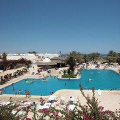 Отель Seabel Rym Beach Djerba Тунис, Мидун - отзывы, цены и фото номеров - забронировать отель Seabel Rym Beach Djerba онлайн бассейн