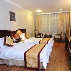 Отель Halong Pearl Халонг комната для гостей фото 2