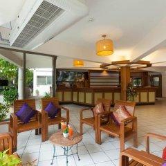 Отель Patong Lodge гостиничный бар